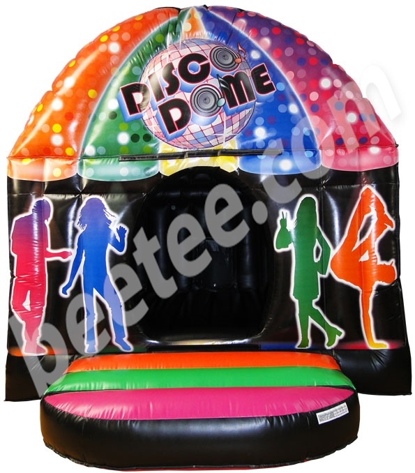 Inflatable Disco Dome Front