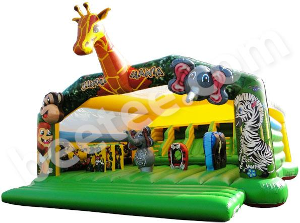 large inflatable for parks