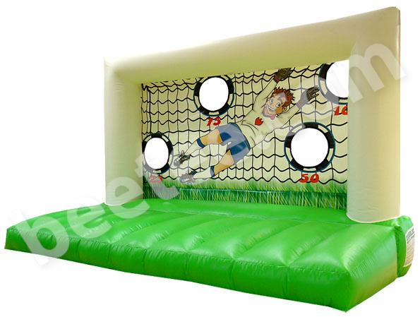 inflatable soccer target