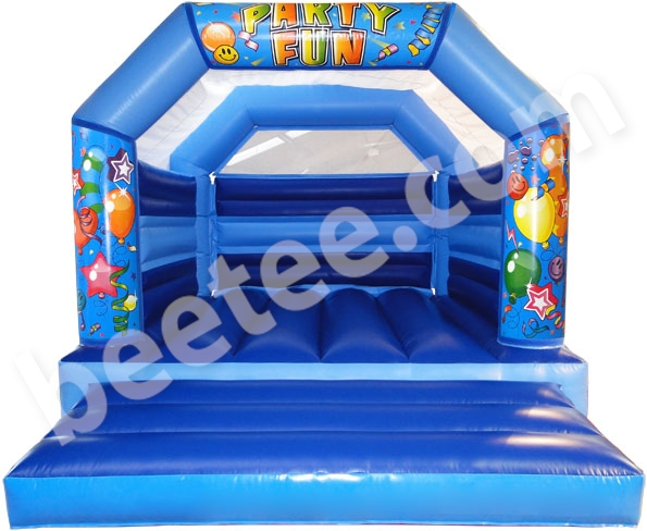 velcro bouncy castle