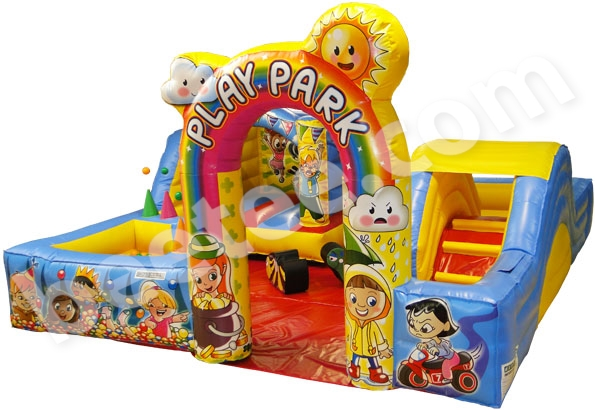 play area for tots
