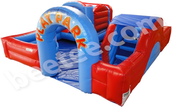 inflatable play park