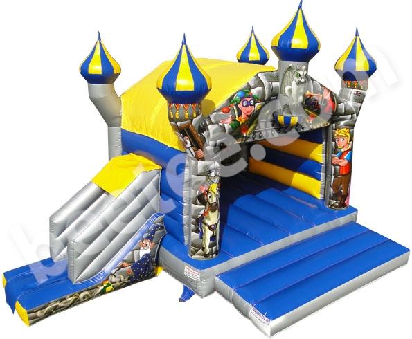 Castle Fantastique'N'Slide Camelot
