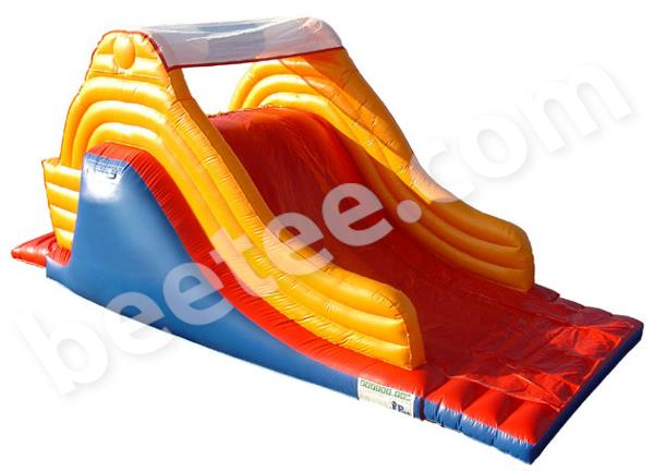 inflatable event slide