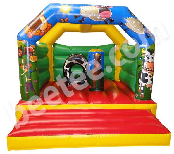 Kiddie Bounce N Toys