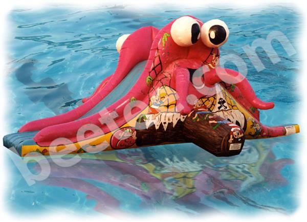 Octopuss Adventure Slide