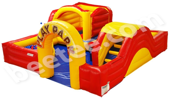 interactive soft play inflatable