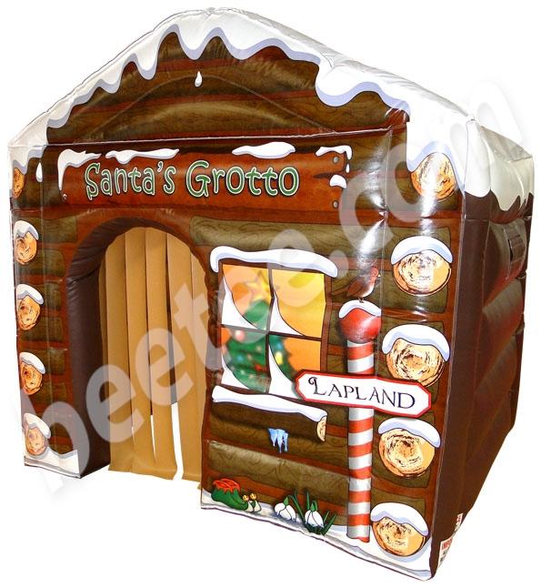 Inflatable santas grotto manufacturer
