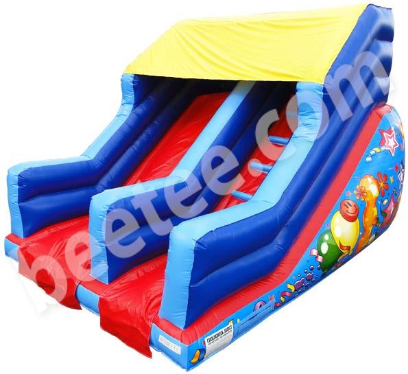 inflatable superslide